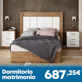 Dormitorio matrimonio Moon