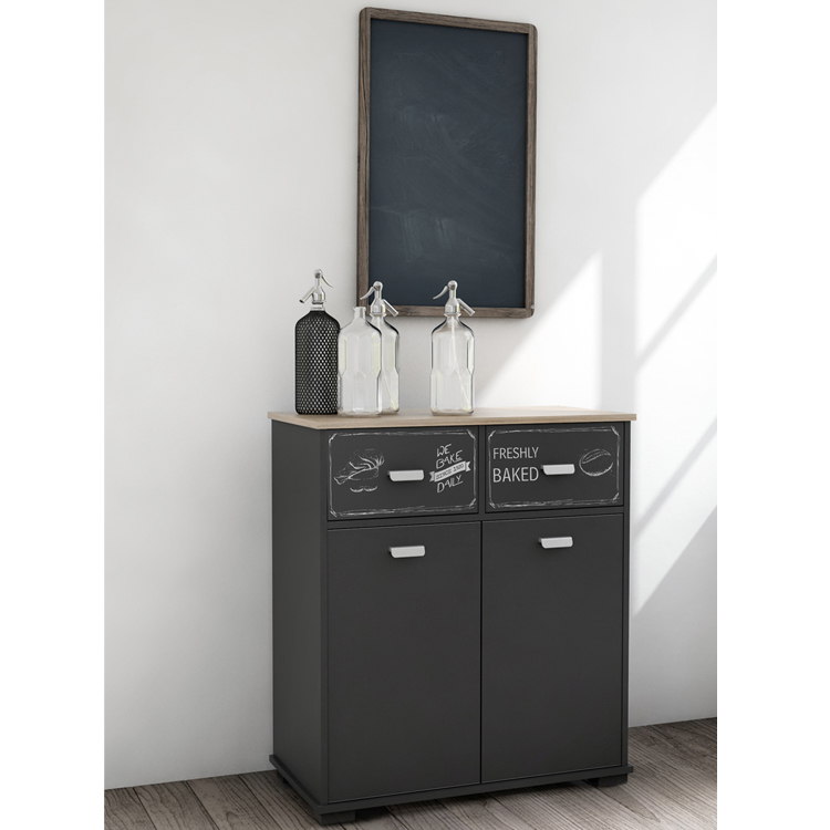 Mueble de cocina : Mueble de cocina K106-BKR