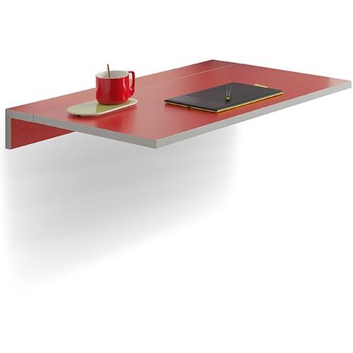 Mesa de cocina Modelo Prades Roja