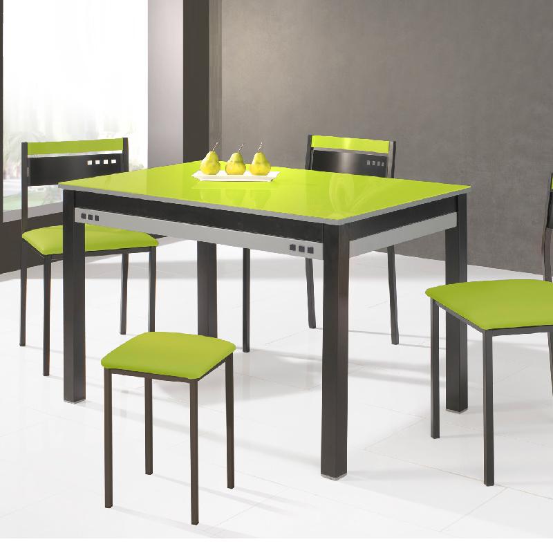 Mesa de cocina extensible modelo 648