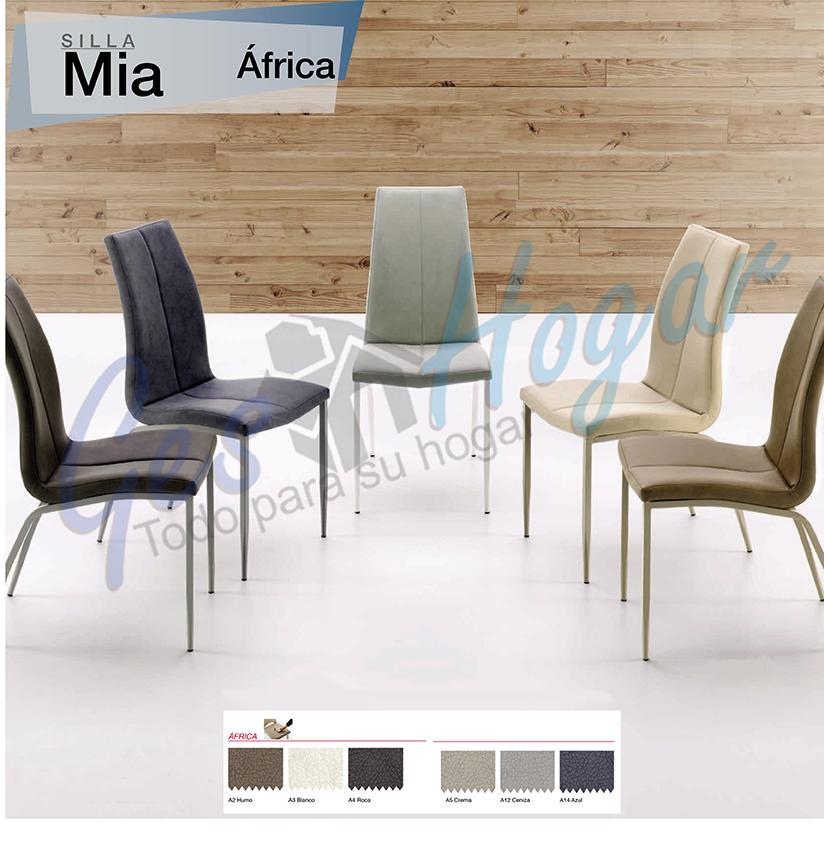 Silla Comedor modelo Mia África