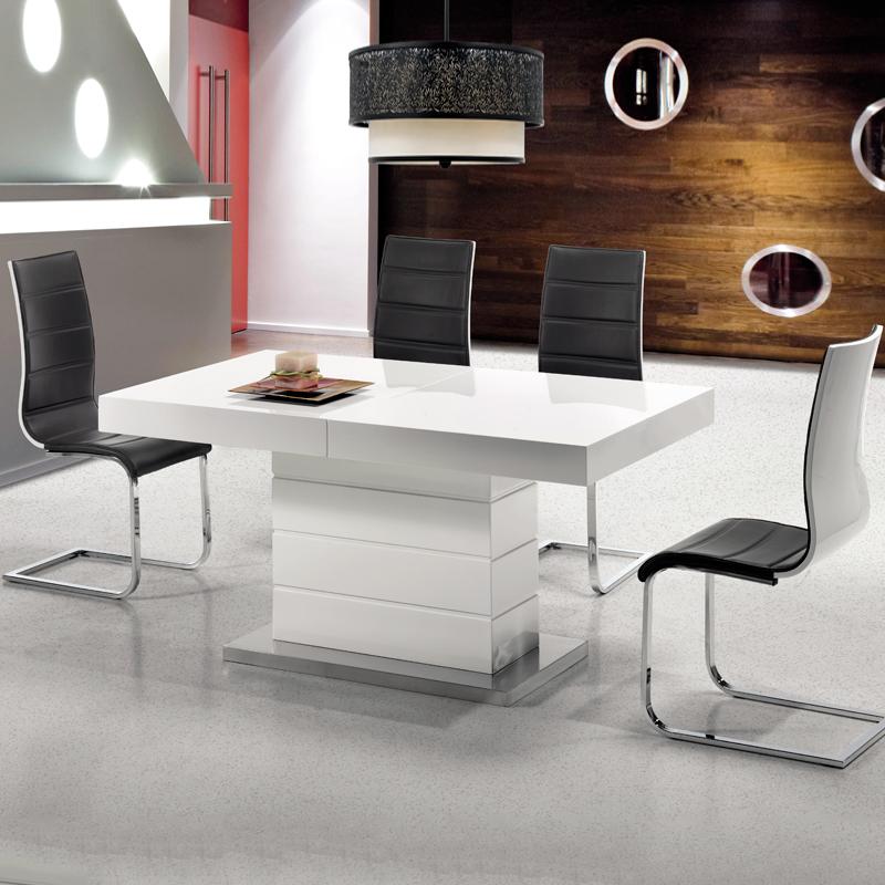 Mesa de Comedor extensible modelo Nilo