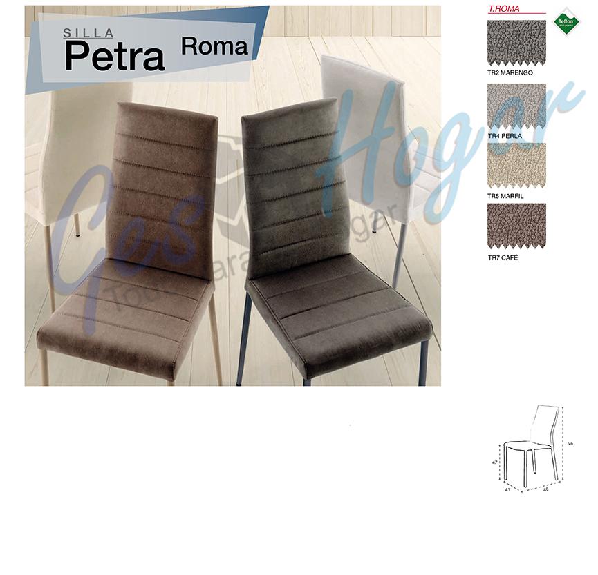 Modelo Silla Silla Petra Roma Comedor PXiuZk